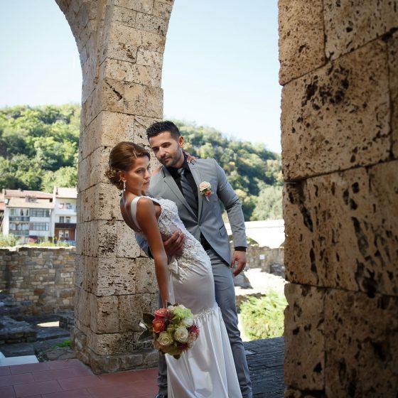 Сватбеното тържество на Николета и Иван