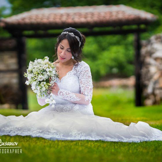 Сватбата на Криси и Кирил