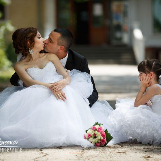 Сватбата на Аделина и Мариян