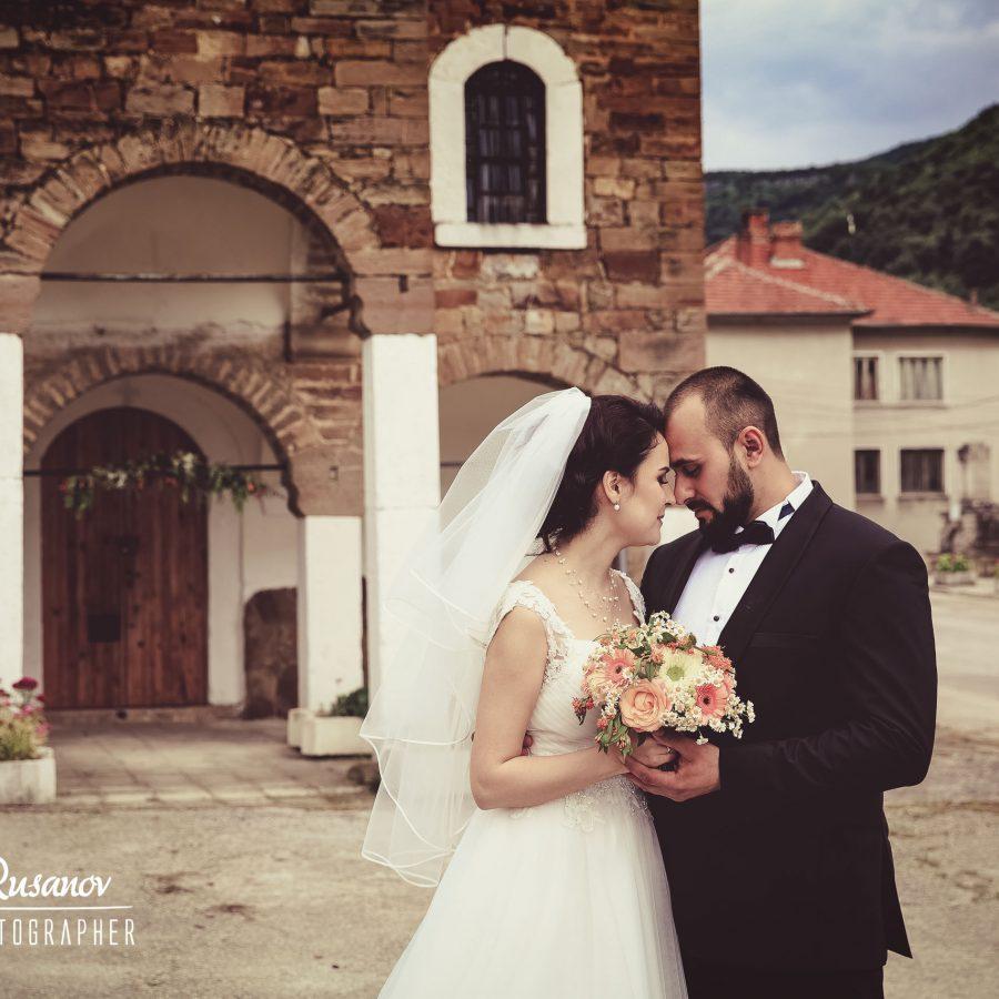 Сватбата на Саня и Александър