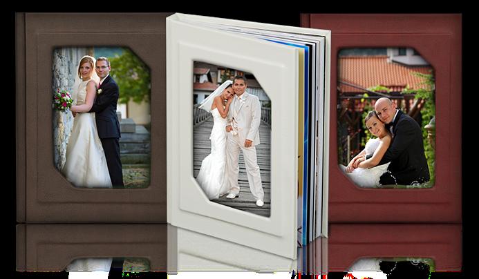 Сватбени фотокниги