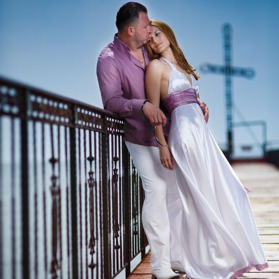 Сватбена фотосесия - Мая и Свилен