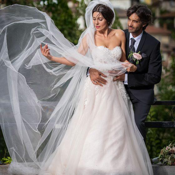 Сватбата на Тодорина и Себастиян